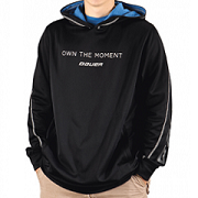 Толстовка Bauer Own the Moment Pullover Hoody SR